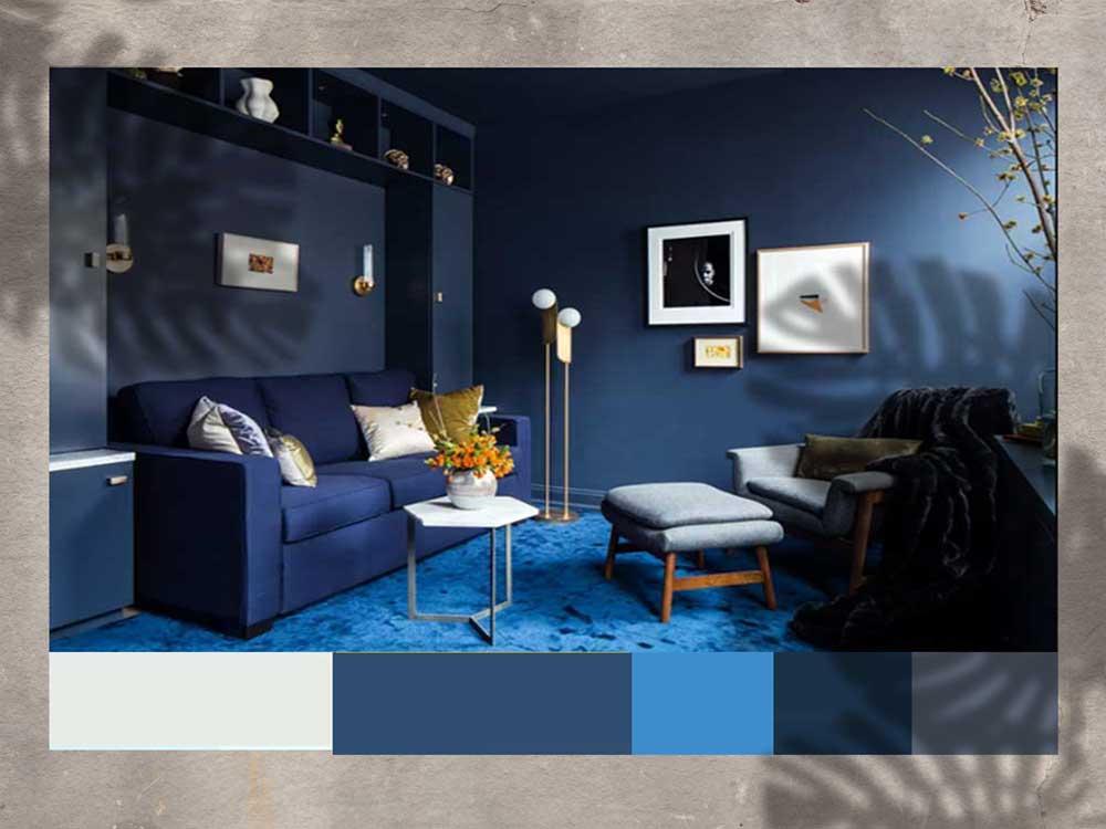 design 68 - رنگ های جلوه بخش در دکوراسیون