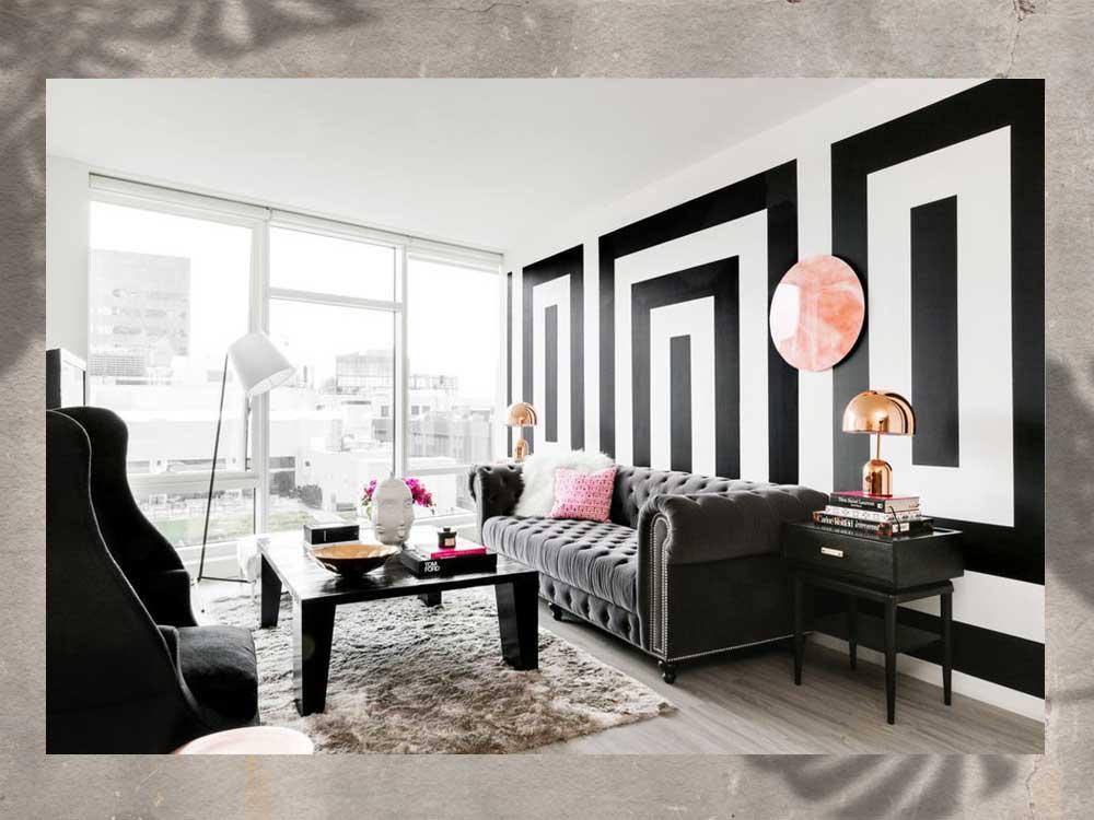 design 783a - رنگ های جلوه بخش در دکوراسیون