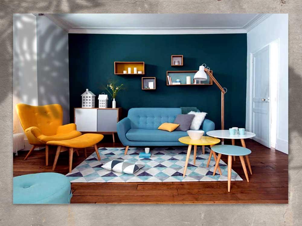 design 9991 - رنگ های جلوه بخش در دکوراسیون