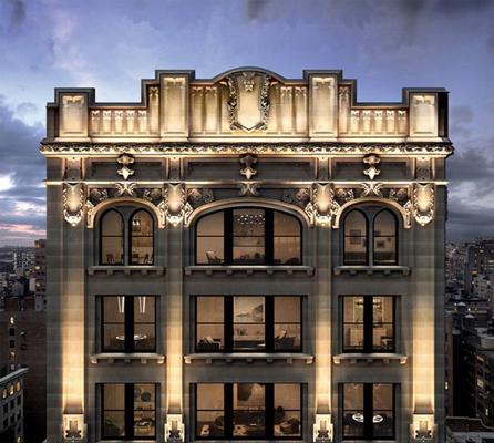 facade 1 - اهمیت طراحی نمای ساختمان