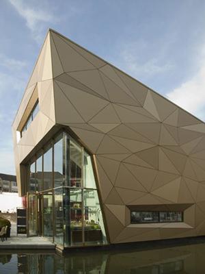 facade 4 - اهمیت طراحی نمای ساختمان