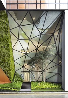facade 5 - اهمیت طراحی نمای ساختمان