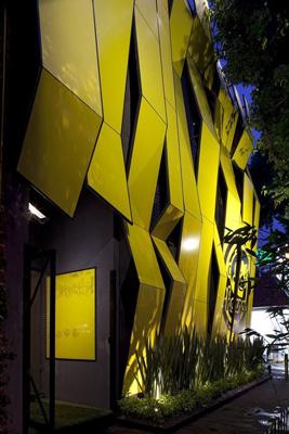 facade 7 - اهمیت طراحی نمای ساختمان