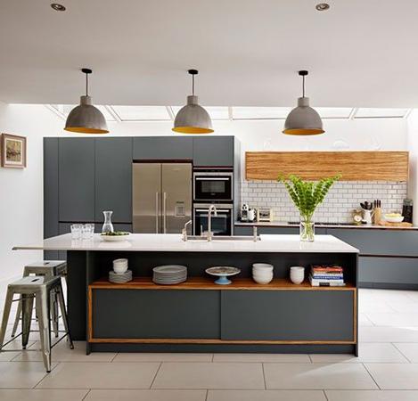 kitchen design 1 1 - دکوراسیون آشپزخانه کوچک