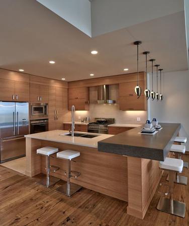 kitchen design 3 1 - دکوراسیون آشپزخانه کوچک