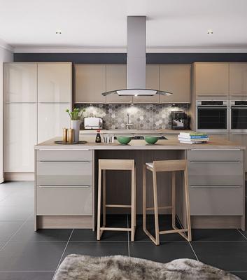 kitchen design 3 - دیزاین آشپزخانه استاندارد