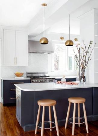 kitchen design 4 1 - دکوراسیون آشپزخانه کوچک