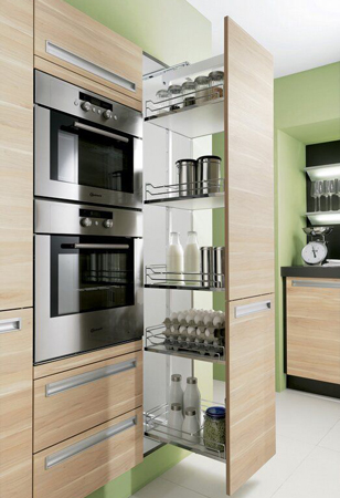 kitchen design 5 1 - دکوراسیون آشپزخانه کوچک