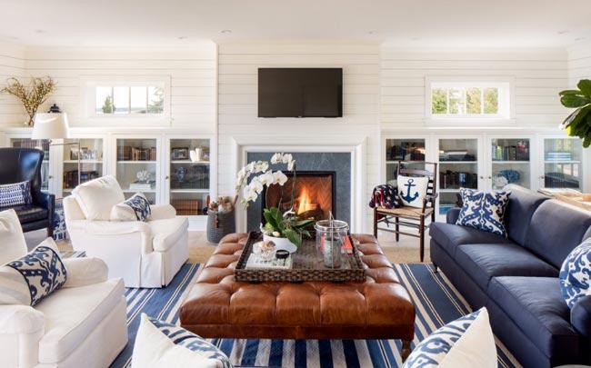 living room layout - ۴ اشتباه در مورد اتاق نشیمن و چگونگی تصحیح آنها
