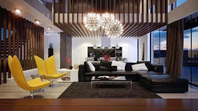 livingroom - دکوراسیون نشیمن