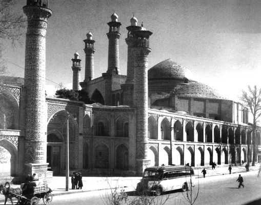 mirza mehdi khan 5 - میرزا مهدی خان شقاقی