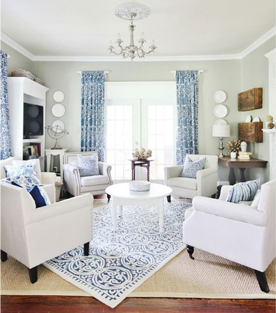 sittingroom design 9 - چیدمان اتاق پذیرایی