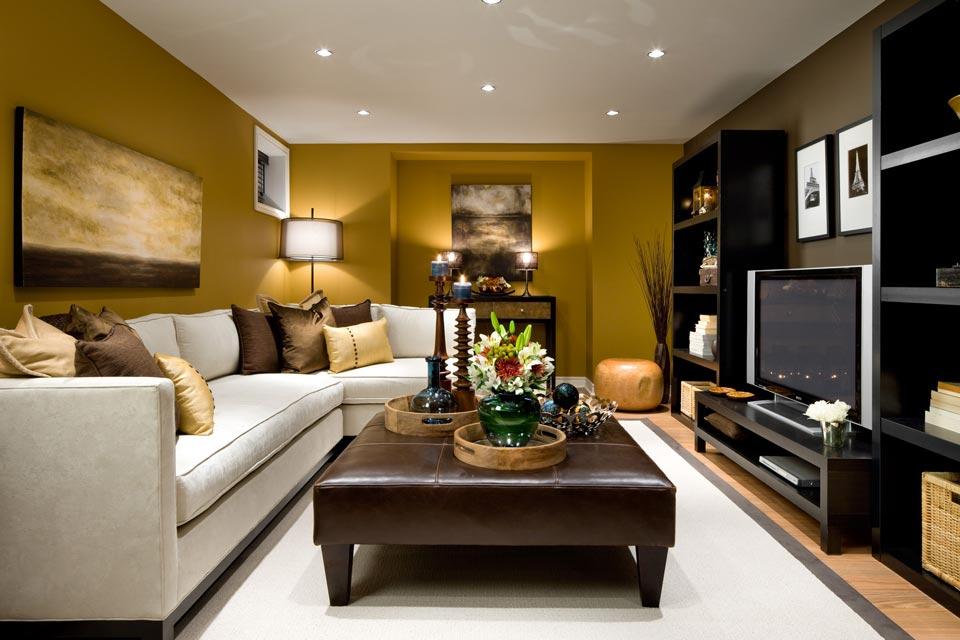 small living room design - دکوراسیون نشیمن
