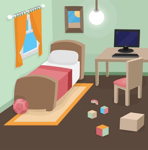tiding up house 4 - نکتههای مفید یک طراح برای مرتب کردن خانه