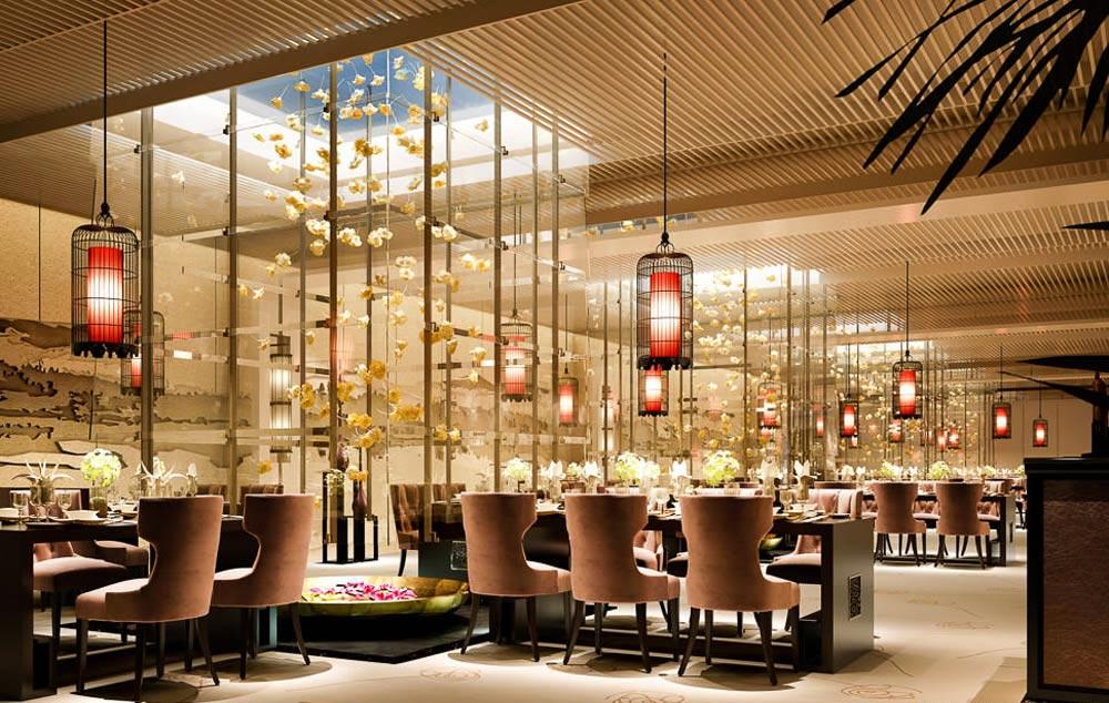 Fine Dining Restaurans - آموزش نورپردازی رستوران و هتل