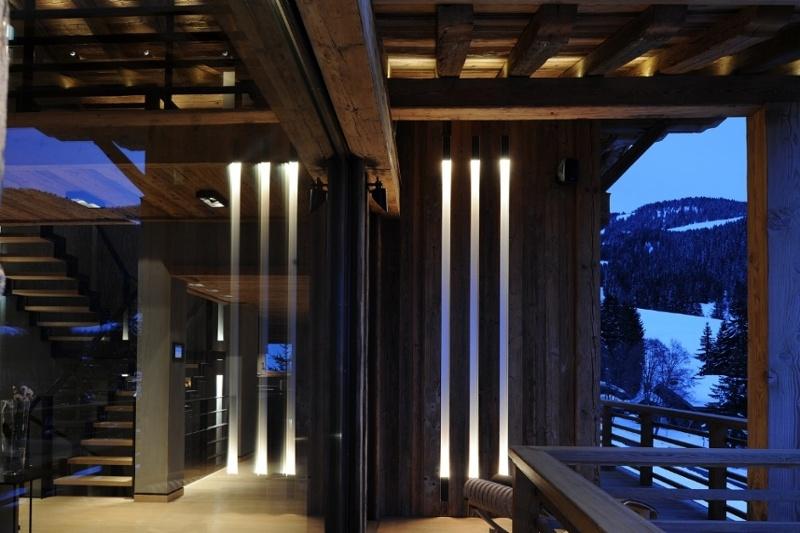 HOME - نورپردازی خارج ساختمان : بایدها و نبایدها: