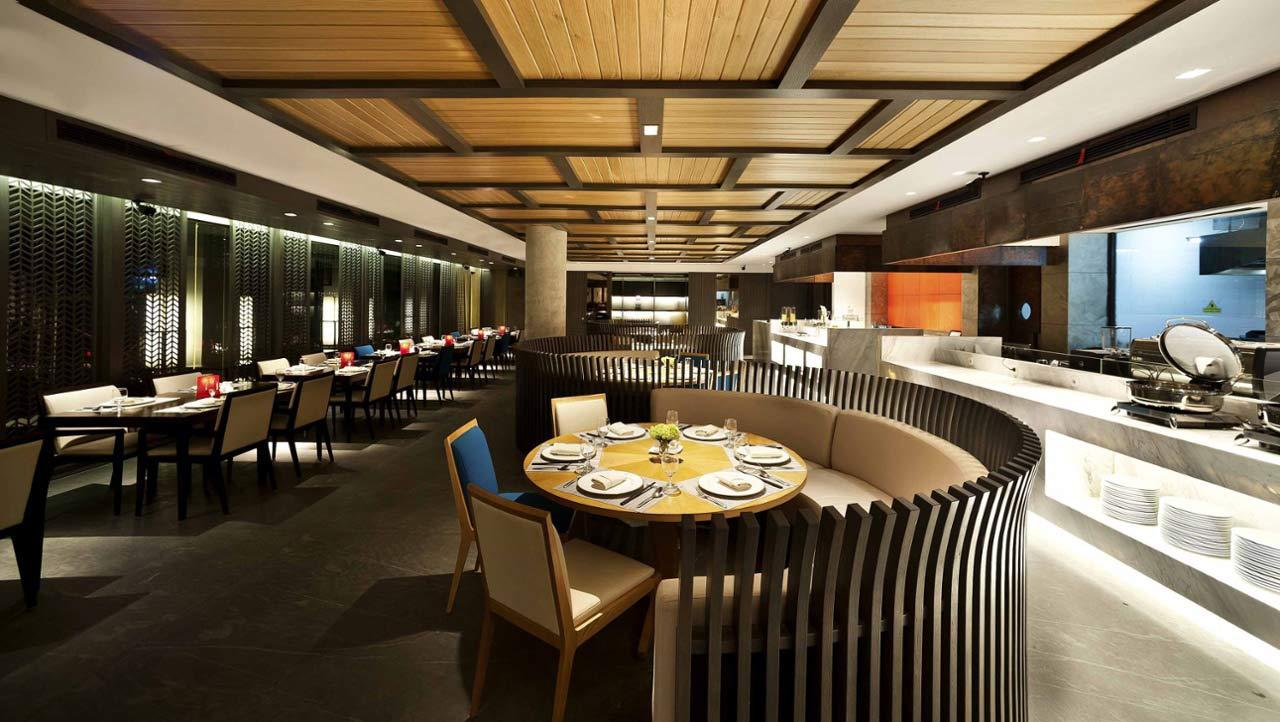 Hotel Bumi - آموزش نورپردازی رستوران و هتل