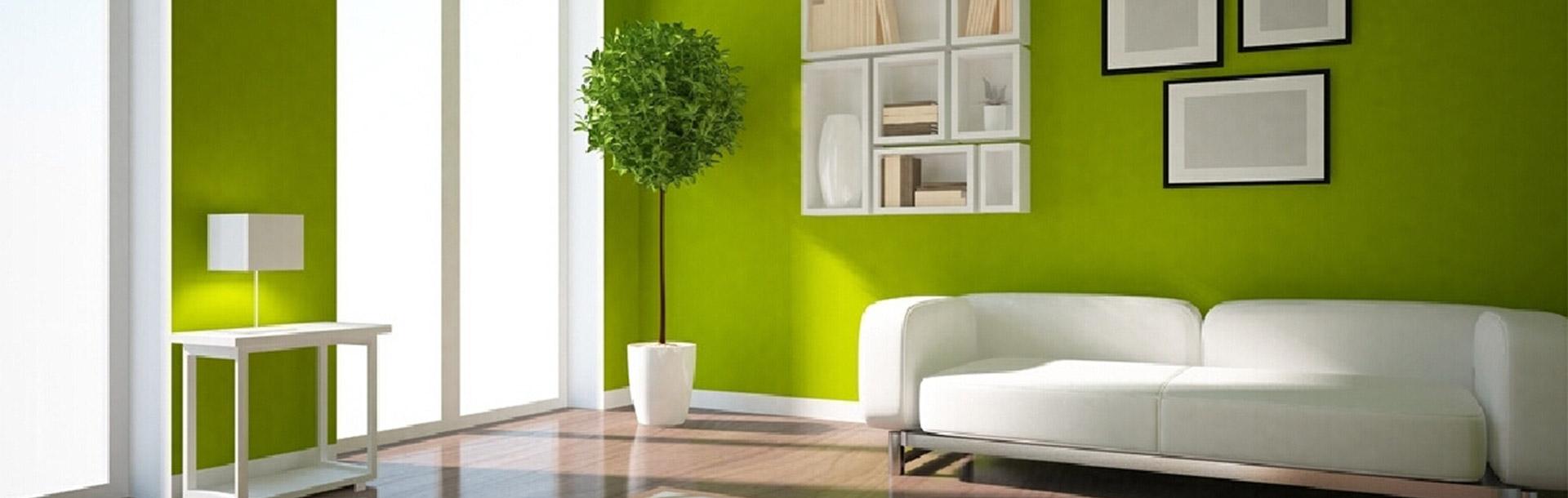 green room - ویژگی های رنگ در طراحی داخلی و اثرات روانی و فیزیولوژیکی آنها