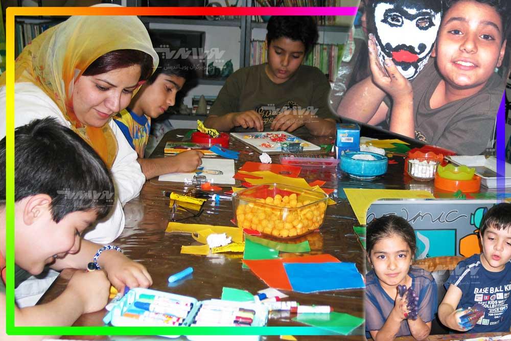 koodakan amoozesh 6 - آموزش کودکان