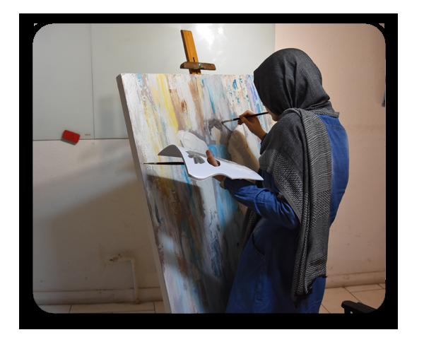 naghashi 2 - کلاس نقاشی ، دوره نقاشی