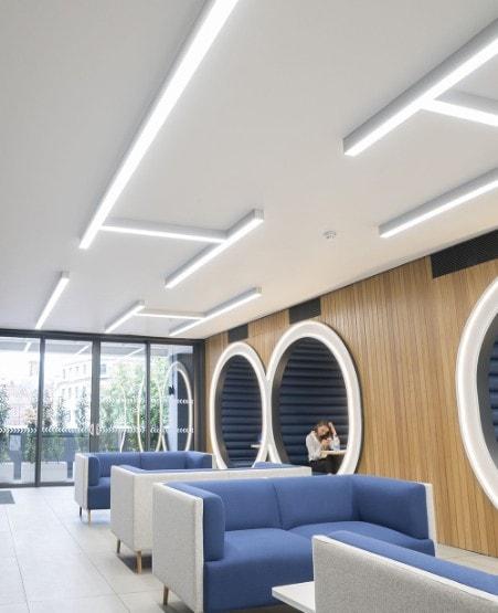 ARCHITECTURAL LIGHTING 5 - نورپردازی در معماری که به یک عنصر اصلی در طراحی تبدیل شده است:
