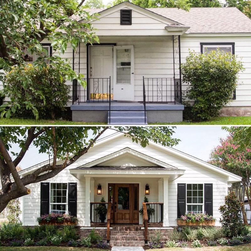 Exterior Design Matters 6 - چرا نمای خارجی منزل تا بدین حد مهم است ؟
