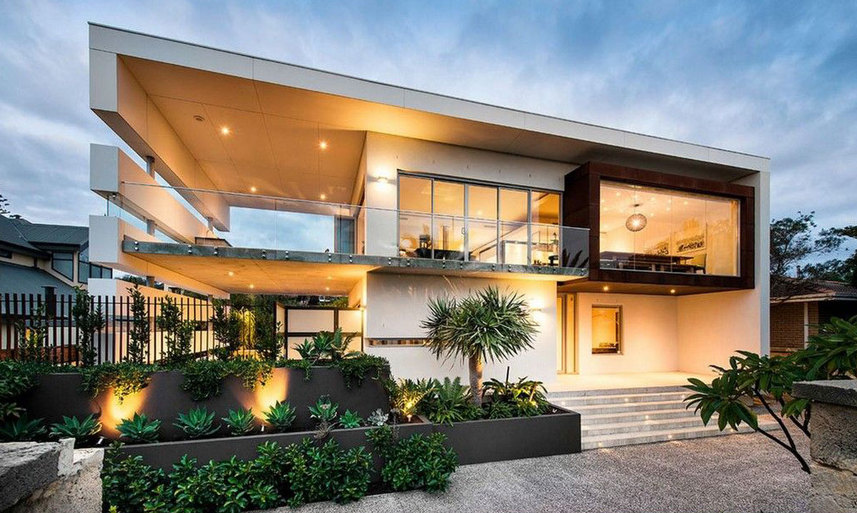IMPORTANCE OF EXTERIOR DESIGN HOME 4 - اهمیت طراحی خارجی در خانه شما