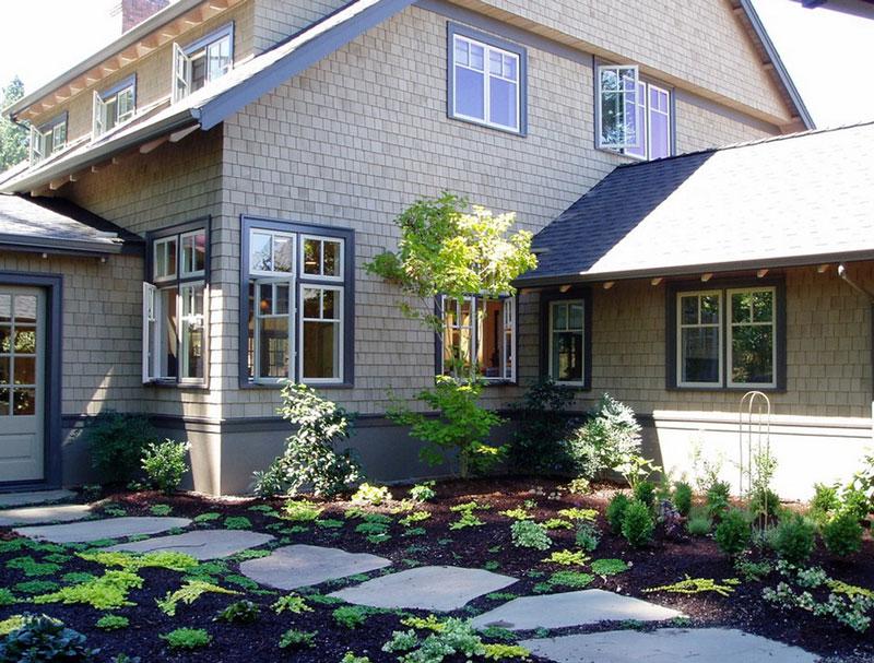 choosing windows exterior 2 - ۱۰ نکته ی مفید که باید در انتخاب پنجره مناسبی برای نمای خارجی منزلتان مد نظر قرار دهید