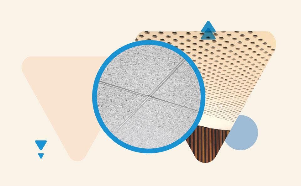 Ceiling Effects on Room Noise - ترفندهای تزیین سقف