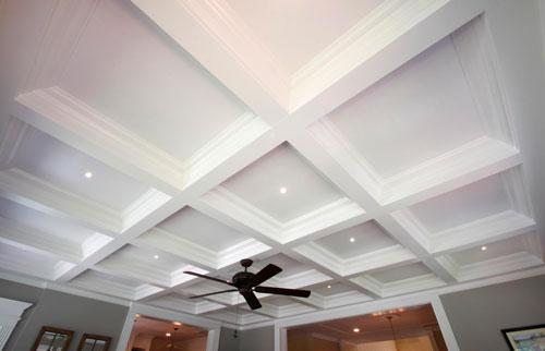 Ceilings 1 - اجزای فضای داخلی