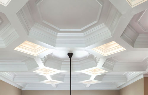 Ceilings 3 - اجزای فضای داخلی