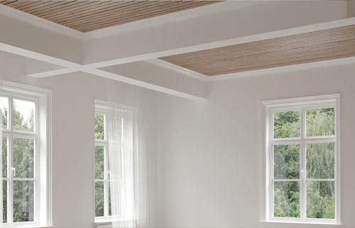 Ceilings 4 - اجزای فضای داخلی