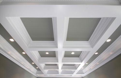 Ceilings 5 - اجزای فضای داخلی