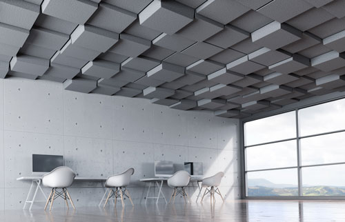 Ceilings 9 - اجزای فضای داخلی