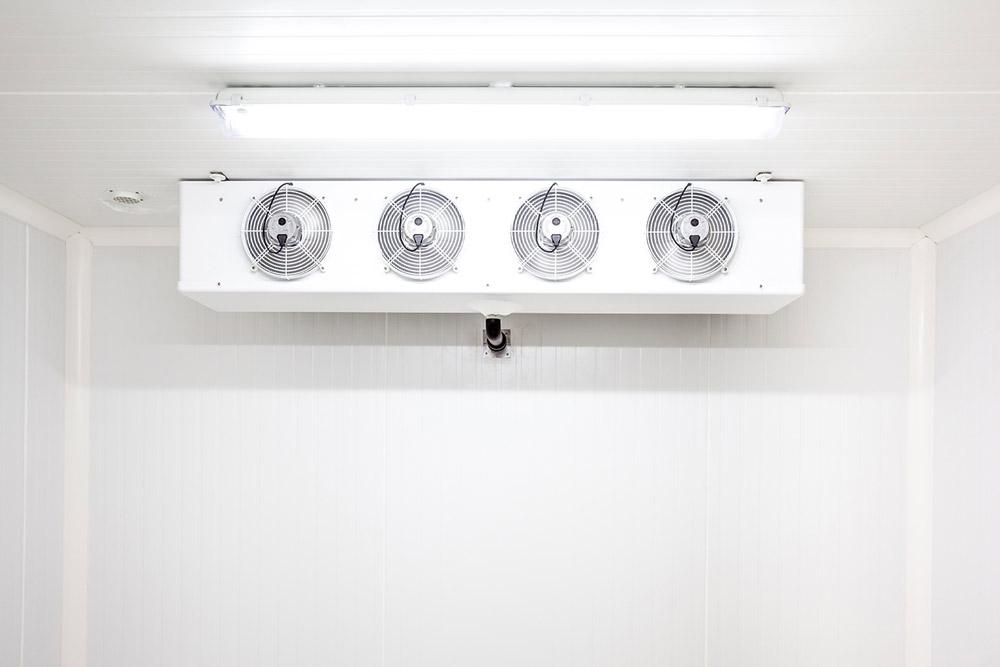 Inside of a solar cooler - گرمایش و سرمایش در طراحی داخلی