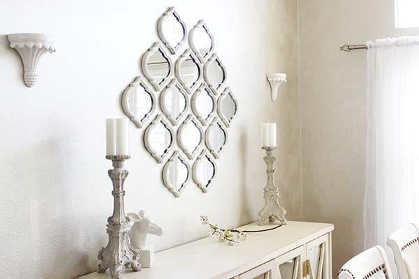 Mirror inerior - آینه در دکوراسیون داخلی