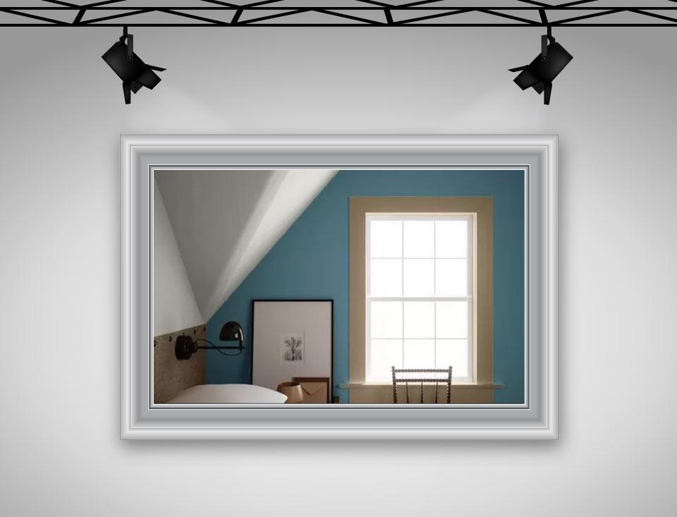 Ralph Lauren Home - رنگ سقف