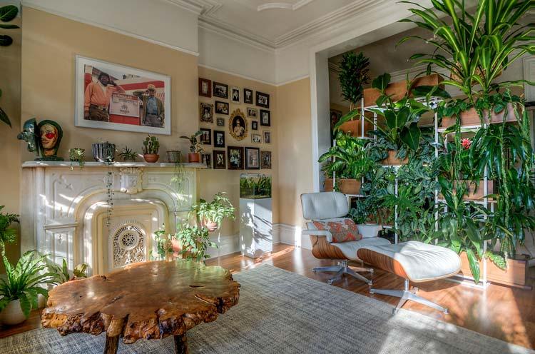 adding plants interior design ideas - گیاهان در دکوراسیون