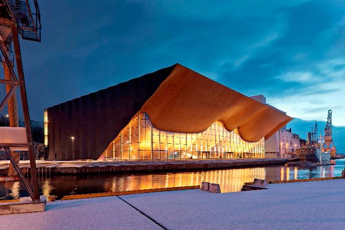 alvar aalto architecture - تقلید در معماری