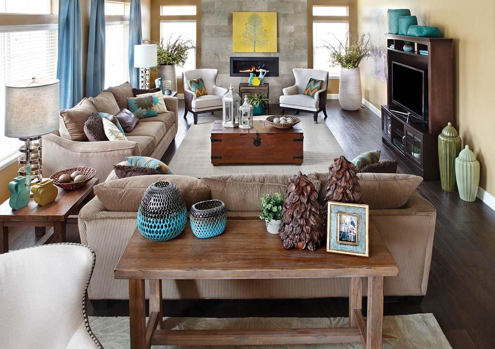 behind the sofa - آیا چیدمان مبل را درست انجام می دهید؟