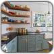 cabinet shelfs design shakhes 80x80 - راهنمایی برای انتخاب رنگ موکت