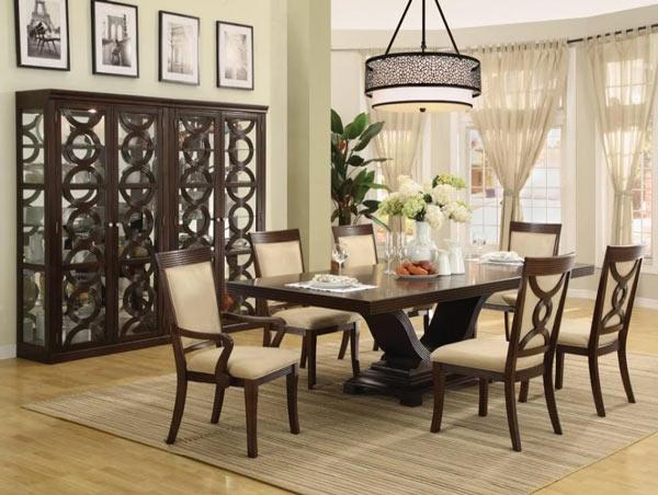 chairs set - نکاتی که قبل از خرید صندلی ناهارخوری باید بدانید