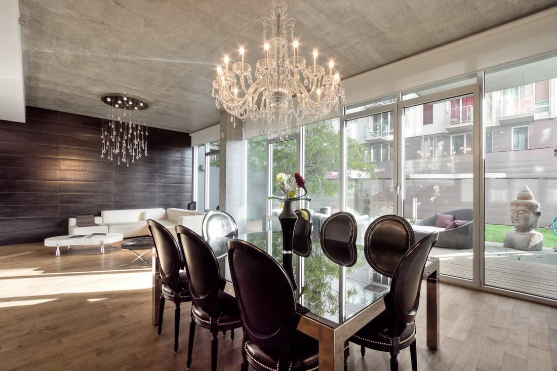 chandelier fo dining room - آیا چیدمان مبل را درست انجام می دهید؟