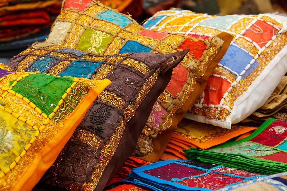 colorful textile - جزئیات مربوط به اجزای فضاهای داخلی