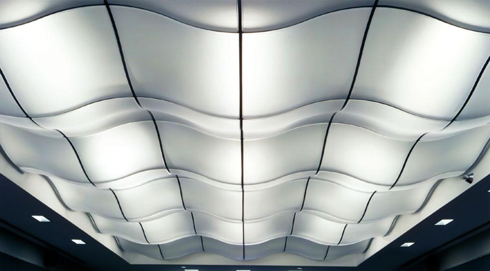 decorasin saghf3d8 - سقف کاذب ، پنل های سه بعدی