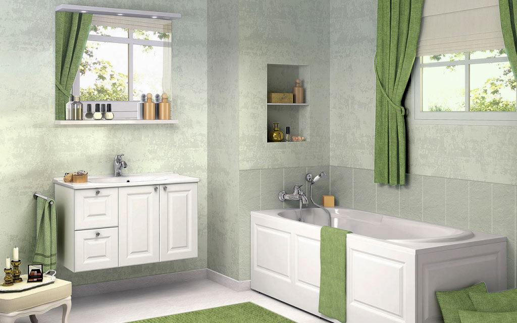 decorasion bathroom6 - طراحی حمام