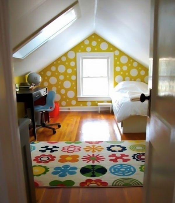 decorasion saghfekotah14 - ۶ روش برای اینکه اتاق ها با سقف کوتاه شیک به نظر آیند