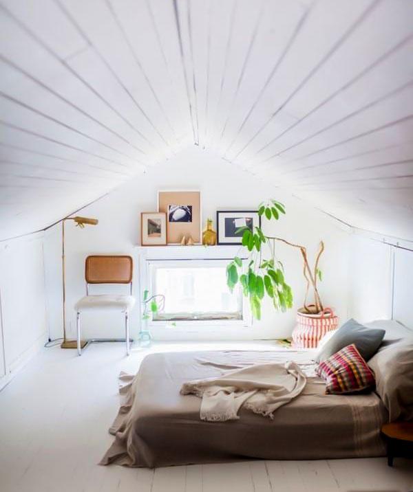 decorasion saghfekotah9 - ۶ روش برای اینکه اتاق ها با سقف کوتاه شیک به نظر آیند