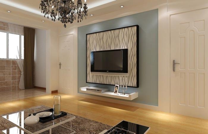 decoration tv - ایدهها و نکاتی دربارهی محل قرار گیری و دکور تلویزیون