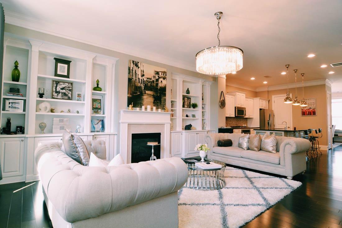 distance between couches - آیا چیدمان مبل را درست انجام می دهید؟